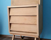 Homemade cabinet by Angel Petkov