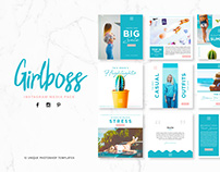 Girlboss Social Media Pack