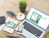 Dana Clinic Social Media Design
