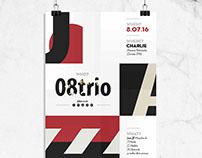 08TRIO | Posters & Album cover