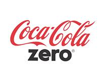 Coke Zero It's Possible Experiential + Web