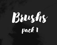 Brushs - Splatter Pack