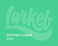 Various Logos 2013