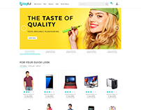 Website Design | Ecommerce Store