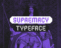 SUPREMACY - FREE DISPLAY FONT