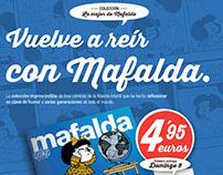 """Colección """"Lo mejor de Mafalda"""""""