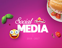 Salima Social media