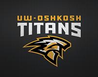 UW-Oshkosh Titans Concept