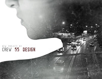 Double Exposure Movie Intro AE Template