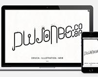 Personal Website 2016