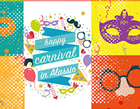 Carnival is coming in Alassio!