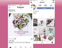 Florist Social Media Kit