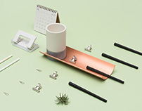 Tilt Stationery Set