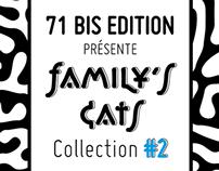 FAMILY'S CATS #2