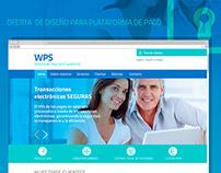 DISEÑO WEB DE WPS