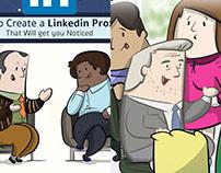 Linkedin Profile & Baby boomers
