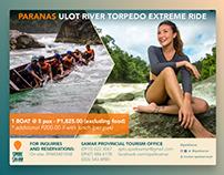 Paranas Ulot River Torpedo Extreme Ride