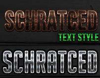Best Scratched Text Styles