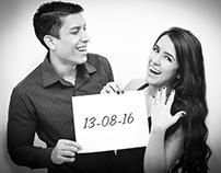Fotografía y Retoque (Invitación Matrimonio)