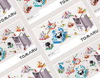TOMARU AD / Artwork, Illustration
