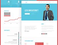 Levi Wheatcroft | Personal Branding