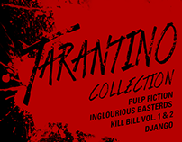 Quentin Tarantino DVD Set