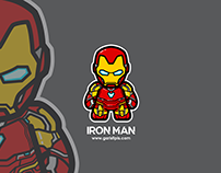 Iron Man Chibi