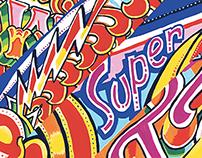 "Secret 7"" 2015 - Super Waltzer Trip"