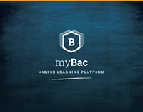 UI/UX design for myBac