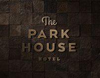Park House Hotel Identity