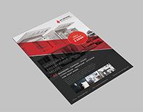 Multipurpose Flyer Vol. 03