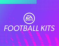 EA FOOTBALL KITS