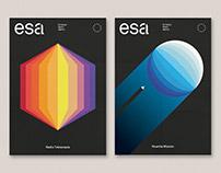 ESA Brand Redesign