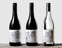 Bias—winery packaging design