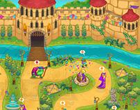 Castle Defence Game Concept