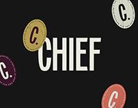 Chief Concept Rebrand