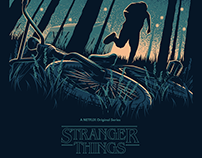 STRANGER THINGS For Poster Posse