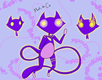 Mark the Cat Character Design *WIP