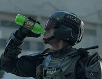 Man vs. Vending Machine - Call of Duty x Mountain Dew