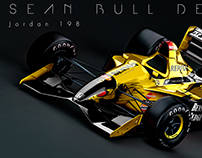 Reverse Retro F1 Liveries