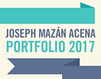 Joseph Mazán Acena | Portfolio 2017