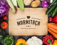 Marmitaça // Branding