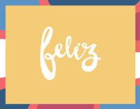 Feliz - Concept/Branding/UX