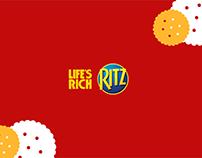 RITZ Holiday Print