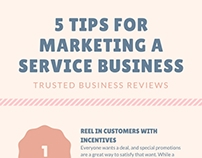 5 Tips for Marketing a Service Business