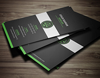 Lawyer Business Card Template (Freebie)