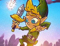 Zelda: Ocarina Of Time Tribute
