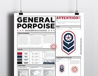 General Porpoise Rebrand | WORK IN PROGRESS