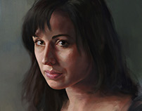 Her portrait