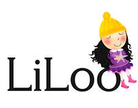Logo for Children's shop of knited wear